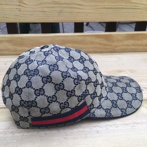 Gucci baseball cap